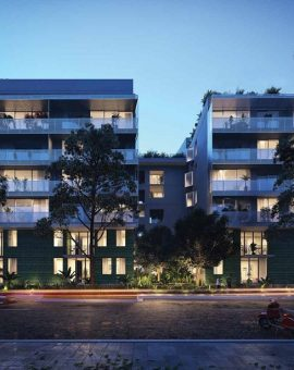 CBD Luxury Apartments Starting From