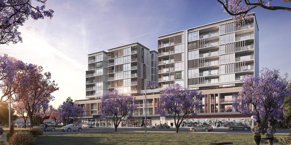 Brand New Luxury Apartments In Heart Of Rockdale